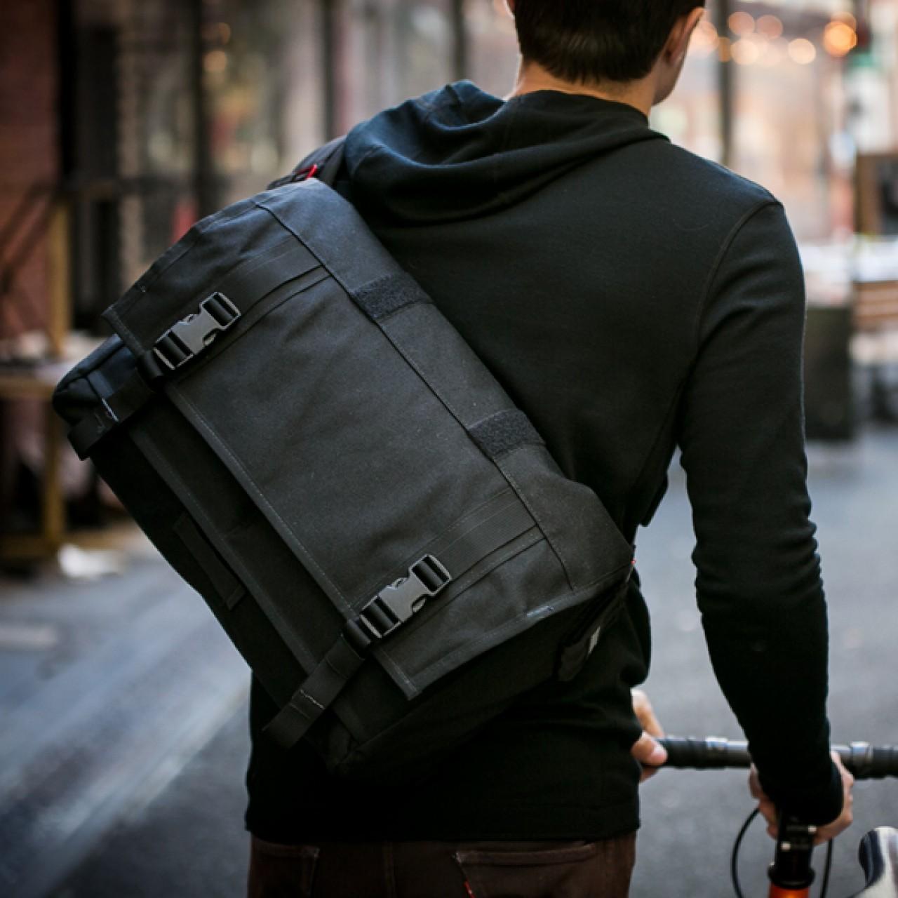 Mission Workshop - Monty Roll Top Messenger Bag, 169,90 €