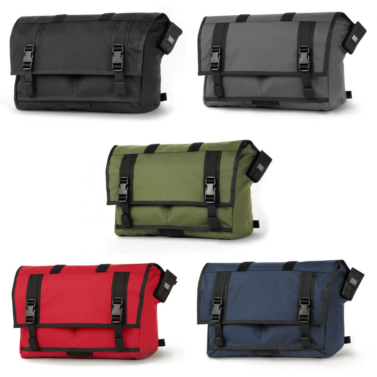 Mission Workshop - Monty Roll Top Messenger Bag, 169,90 €