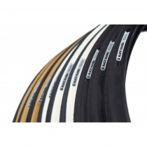 BLB - Black Mamba Tyre - 700c 23c black / tan wall