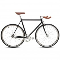 BLB - City Classic Complete Bike - black