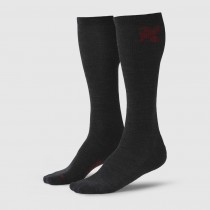 Chrome - OTC Merino Socken dunkelgrau Large (L)