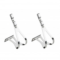 Cinelli - Duo Clips Toe Clips L
