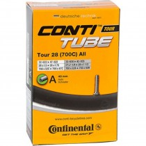 Continental - Tour 28 all Schlauch AV - 28 / 700c