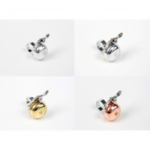Crane - Sakura Spacer Bell silver polished