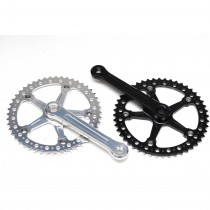 Goldsprint - Classic Pista SL Crankset black - 165 mm