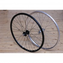 Goldsprint - Gran Compe Track / H+Son Archetype wheelset black