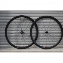 Goldsprint - Ultimate Road 38 Carbon Clincher Wheelset -...