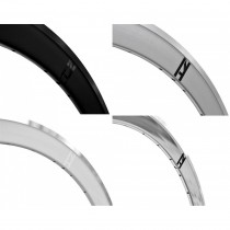 H Plus Son - SL42 Rim - 700c 32 h - silver polished