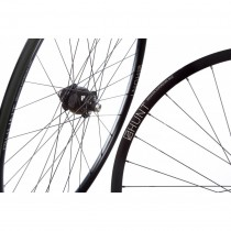 HUNT - SuperDura Dynamo Disc / Road / Bike-Pack / CX Wheelset - Shimano/SRAM