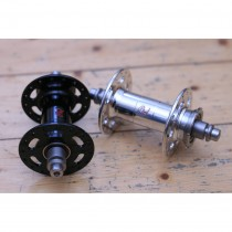Phil Wood - High Flange SLR Track Hub  - Single Fixed
