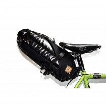 Restrap - Saddle Bag mit Drybag -  Large 14 Liter