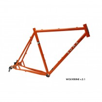 Soma - Wolverine V 2.1 Rahmen - Pumpkin Orange