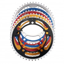 Sugino - MC130NC single anodized chainring - 130BCD 1/8