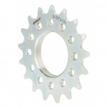 Surly - Track Cog  - 1/8 silver 15