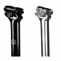 Velo Orange - Grand Cru 0 Setback Seatpost silver polished