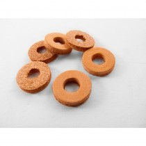 Velo Orange - Leather Washers for Mounting Fenders