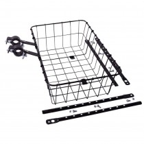 Wald - Front Basket #137 black