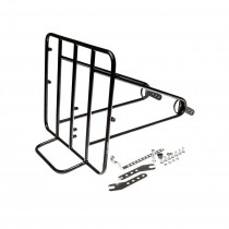 BLB - Frontier Front Rack silver