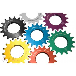 BLB - Track sprocket - coloured