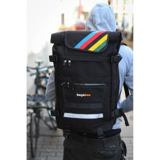 Bagaboo - Jumbo Rolltop Goldsprint Edition Backpack