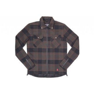Chrome - Ike Windshirt - Plaid