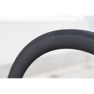 Goldsprint - Ultimate 60 Carbon Clincher Rim 3K Finish - 700c