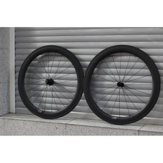 Goldsprint - Ultimate Road 60 Carbon Clincher Wheelset - Shimano/SRAM
