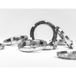 Kappstein - Stainless Lockring - BSA