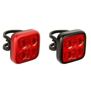 Knog - Blinder MOB Four Eyes USB - rote LED