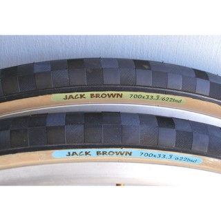 Rivendell - Jackbrown Blue Label Tyre - 700c