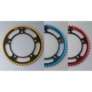 Sugino - MC130NC double anodized chainring - 130BCD 1/8