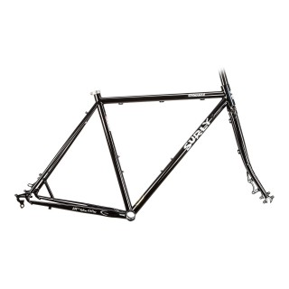 Surly - Straggler Framset 700c - black