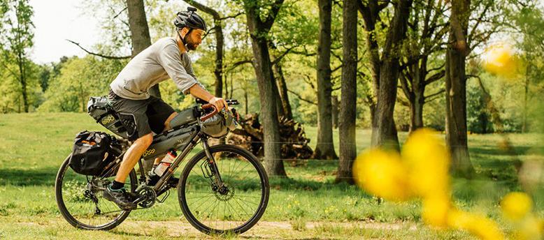 Bikepacking & Travel Section