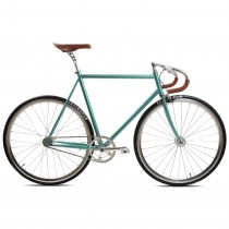 BLB - City Classic Complete Bike - derby green