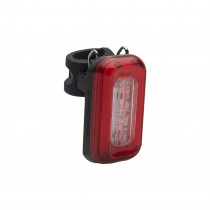 Blackburn - Rear Light Central 10 Rücklicht USB - StVZO...