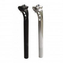 Goldsprint - CNC 2-Bolt seatpost - 27,2 mm silver