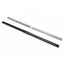 Goldsprint - Straight Bar Lenker 0° - 25,4 mm silber