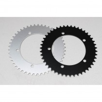 Goldsprint - Track Chainring - 130 BCD 46t - silver