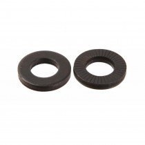 Halo - Steel Black Hub Washers