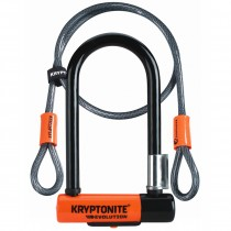 Kryptonite - New-U Evolution Mini 7 + Kryptoflex Kabel