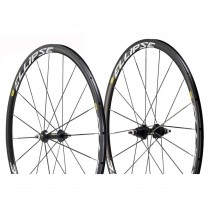 Mavic - Ellipse Track Wheelset - Fixed/Fixed