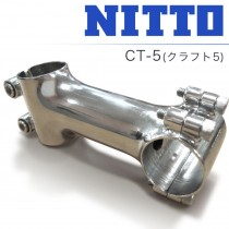 NITTO - Craft Stem CT-5 Vorbau - 31,8 mm