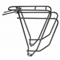Tubus - Logo Evo Rear Carrier silver