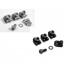 Velo Orange - R-Clip 4-pack silver