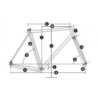 All City - Cosmic Stallion Frameset
