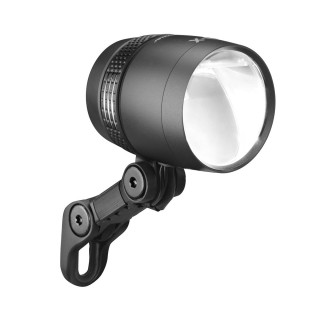B+M - Lumotec IQ-X Dynamo Headlight - 100 Lux black