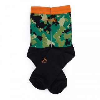 Cinelli - Cork Camo Socks S (37-39)