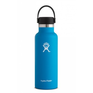 Hydro Flask - Insulated Water Bottle 18oz - Standard Mouth
