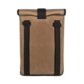 Mission Workshop - Arkiv Modular System - Laptop Case Waxed Canvas - braun