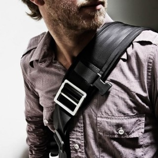 Mission Workshop - Messenger Bag Shoulder Strap black